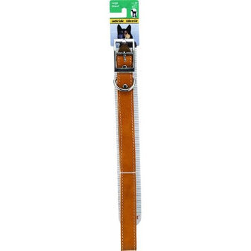Westminster Pet 58624 Leather Hunting Dog Collar