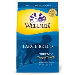 Wellness Super5Mix Large Breed Puppy Health Puppy Food