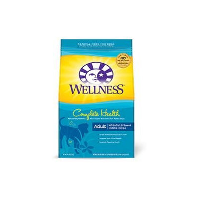 Wellness Pet Products 61114 Fish & Sweet Potato Dry Dog Food