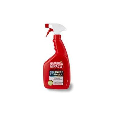 tures Miracle Nature's Miracle Advanced Stain & Odor Remover