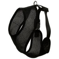 Four Paws Comfort Control Harness Black Large