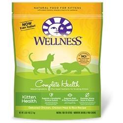 Wellpet Llc Wellpet OM08970 45 lb 14 oz Wellness Kitten Health Food