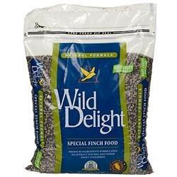 D & D Commodities, Ltd Wild Delight 381050 5 lb Special Finch Food