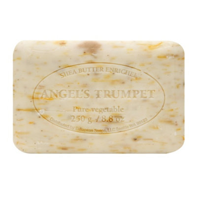 Pre de Provence Shea Butter Enriched Soap, Angel's Trumpet, 8.8 oz