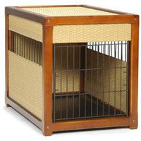 Mr. Herzher's 18201 Mr. Herzher's Deluxe Dog Crate - Small