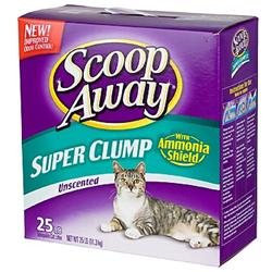 Clorox Petcare Away Free Cat Litter 25