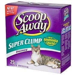 Clorox Petcare Away Free Cat Litter 25