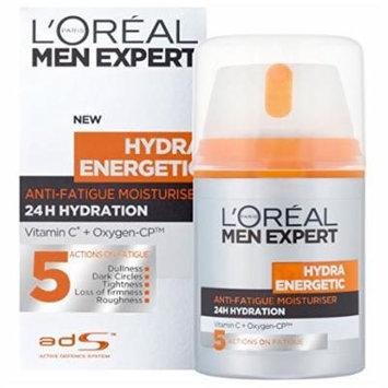 Men Expert Hydra Energetic Daily Anti-Fatigue Moisturising Lotion - L'Oreal - Men Expert - Day Care - 50ml/1.6oz