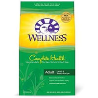 Wellpet Llc Wellness Super5Mix Lamb, Barley and Salmon Complete Health Dog Food