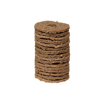 Premier Pet Busy Buddy Rawhide Refill Rings - Medium