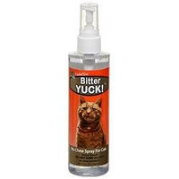Garmon NaturVet Bitter YUCK! No Chew Spray - 8 oz.