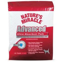 United Pet Group Nat Mirc P5761 Ntr Mrcl Adv Ultra Absrbnt Pad 10 Pack