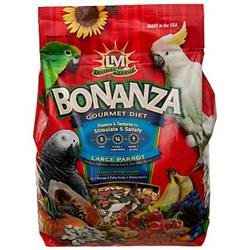 L/M Animal Farms 12241 Bonanza Large Parrot 4 Pound