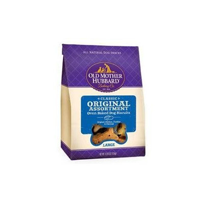 Wellpet Llc Wellpet OM10140 Large Assorted Dog Biscuit 3 lb 8 oz
