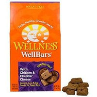 Wellness WellBars Chicken & Cheese 20oz Box Dog Treats