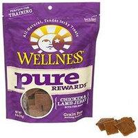 Wellpet Llc Wellness Pure Rewards - Chicken and Lamb - 6 oz.