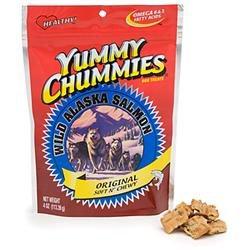 Yummy Chummies Original Salmon Soft N' Chewy Dog Treats