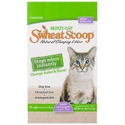 Pet Care Systems SSMC25-860550 Swheat Scoop Multi Cat 25Lb