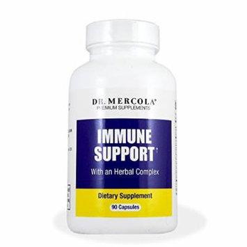 Dr Mercola Immune Support Herbal Complex - 90 Capsules - Natural Immune Defense Booster - Premium Dietary Supplement