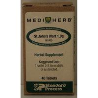 Mediherb St. John's Wort 1.8g 40 Tablets