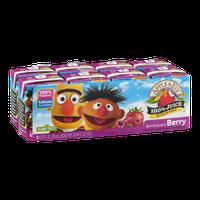 Apple & Eve No Sugar Added Bert & Ernie's Berry 100% Juice - 8 CT