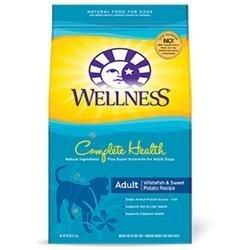 Wellpet Llc Wellness Complete Health Adult Whitefish & Sweet Potato