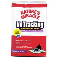 United Pet Group Nat Mirc - Natures Miracle Lock Absorbent Pads 50 Count - P-5736
