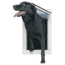 Ideal Pet Products Awxl Extra Large Adjustable All Weather Pet Door