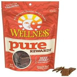 Phillips Feed & Pet Supply Wellness Pure Rewards Beef Jerky Bits Dog Treats