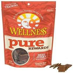 Phillips Feed & Pet Supply Wellness Pure Rewards Beef Jerky Bits Dog Treats