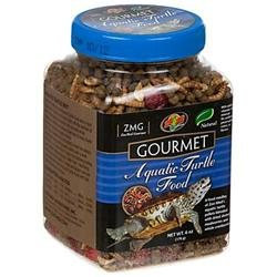 Zoo Med Natural Gourmet Aquatic Turtle Food