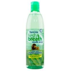 Tropiclean - Fresh Breath Oral Care Water Additive - 16 oz.