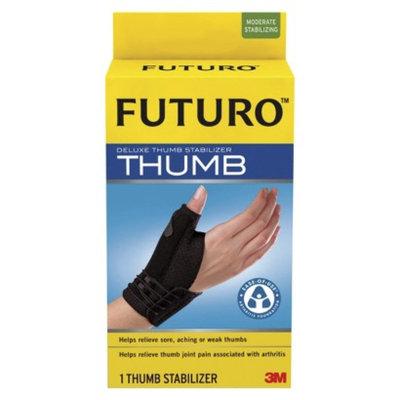 Futuro Black Deluxe Thumb Stabilizer - Small/Medium