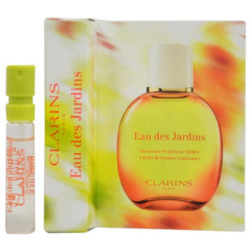 Clarins Eau de Jardins Treatment Fragrance Mini Fragrance Spray for Unisex