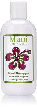 Maui Organics Intense Moisturizing Exoitc Lotion