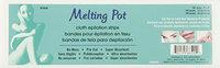 Melting Pot Non Woven Cloth Waxing Strips