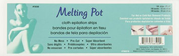 Melting Pot Non Woven Cloth Waxing Strips