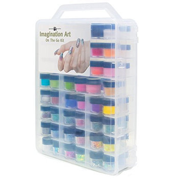 Young Nails Imagination Art On The Go Kit