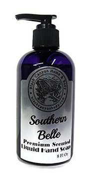 Black Canyon Home and Body Black Canyon Southern Belle Liquid Hand Soap