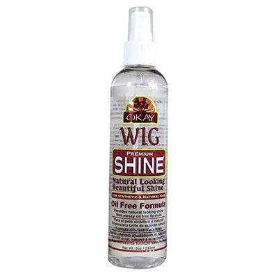 Okay Oil Free Formula Wig Shine