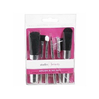 Studio 35 Beauty Brush and Go Set