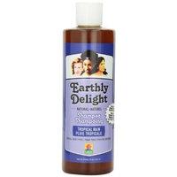 Earthly Delight Tropical Rain Shampoo, 16 Ounce