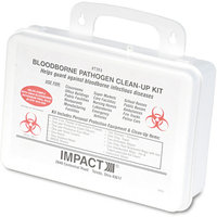 UNISAN Impact Bloodborne Pathogen Clean-Up Kit
