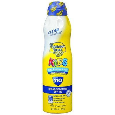 Banana Boat Kids Kids Max Protect & Play Continuous Spray Sunscreen