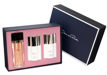 Oscar for Women 3 Piece Gift Set (Eau De Toilette Spray