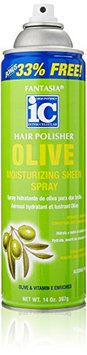 Fantasia Olive Oil Sheen Spray