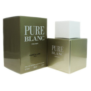 Karen Low Pure Blanc Eau De Toilette Spray for Men