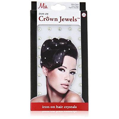 Mia Iron-On Crown Jewels