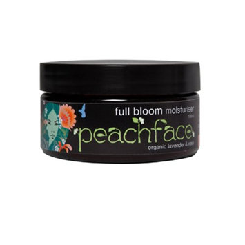 Peachface Full Bloom Moisturizer with Organic Lavender and Rose