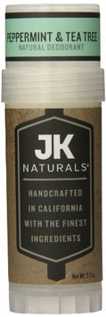 JK Naturals Natural Deodorant